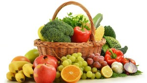 Fruit & Veggies Basket