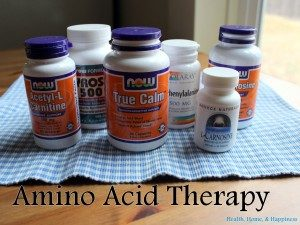 Supplementation with Amino Acids