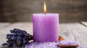 Scented Candle Lavender Chamomile