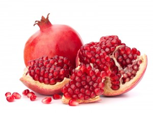 Pomegranates Are High In Antioxidants