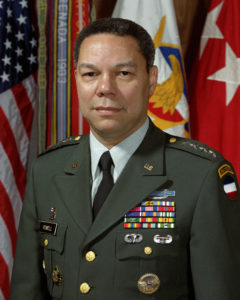 GEN Colin L. Powell, USA