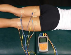 Hamstrings EMS recovery