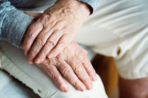 Wrinkled Hands Show the World Your Aging