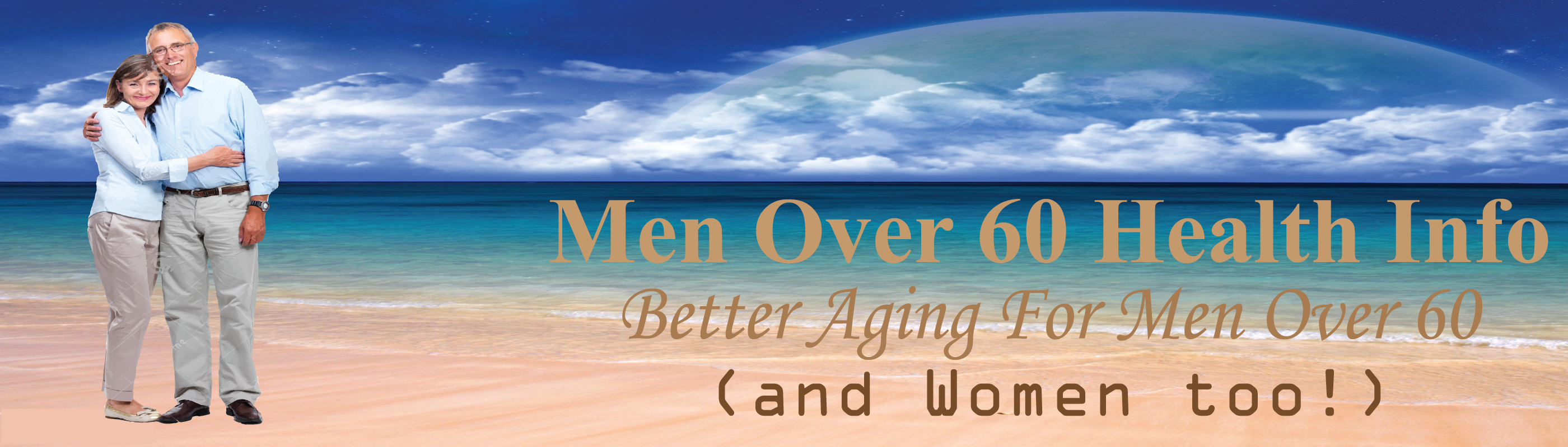 Over 60 Health Info - Health Information For Men Over 60