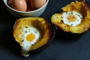 Delicious Bacon and Egg Cups