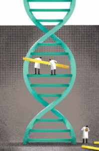 DNA, Gene Editing or Gene Hacking