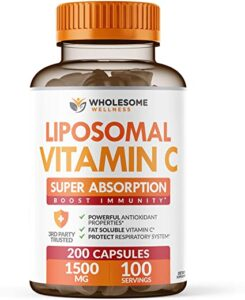Liposomic Vitamin C and How Does It Benefit Your Body?